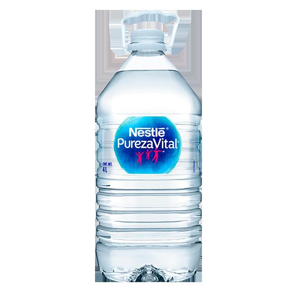 galón de agua Nestlé Pureza Vital de 4 L