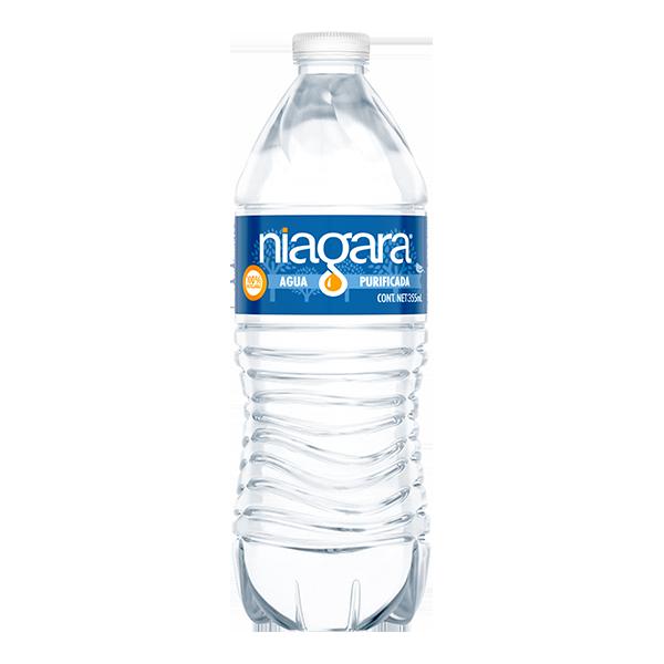 botella de agua Niagara de 355 ml