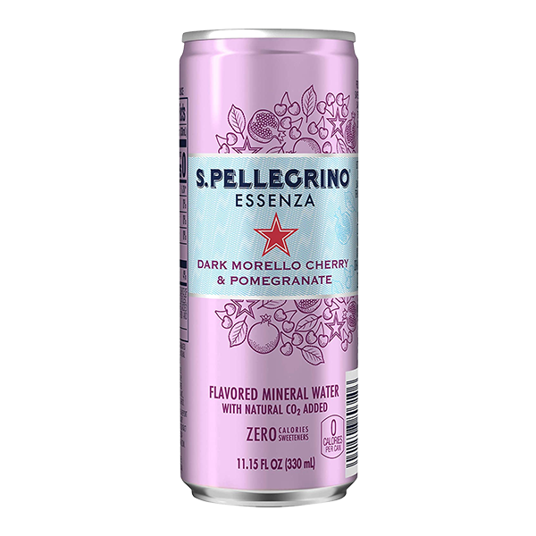 San Pellegrino essenza 330 ml cherry
