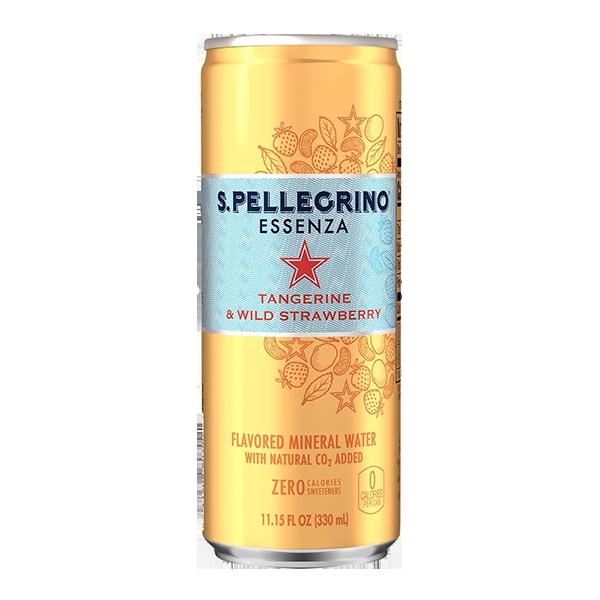 San Pellegrino essenza 330 ml tangerine